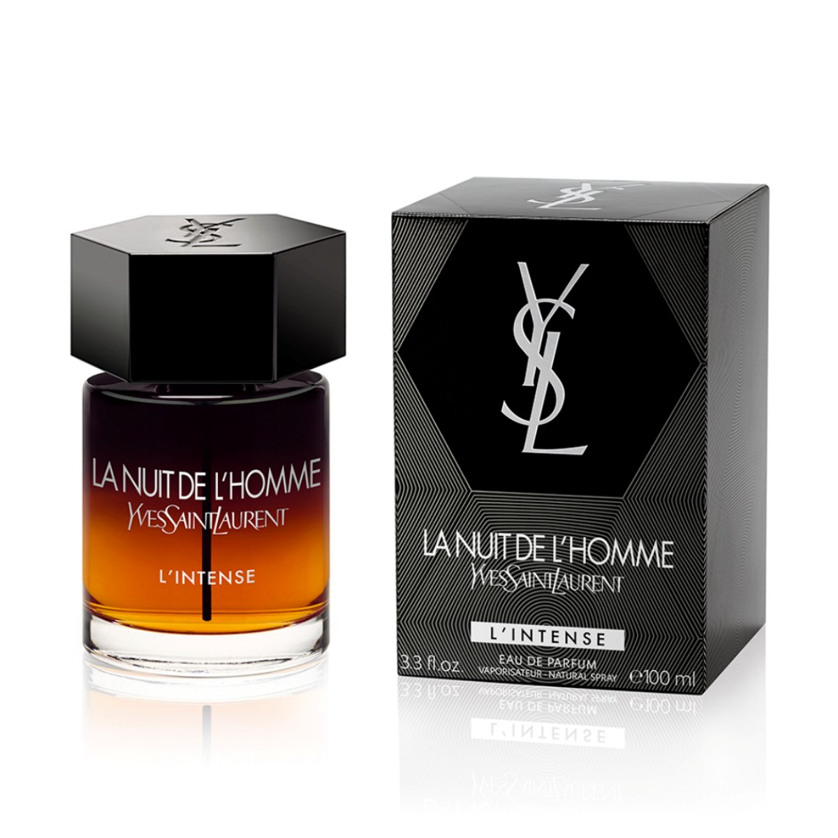 Yves Saint Laurent    La Nuit De  L'Homme L' Intense  EDP 100ml