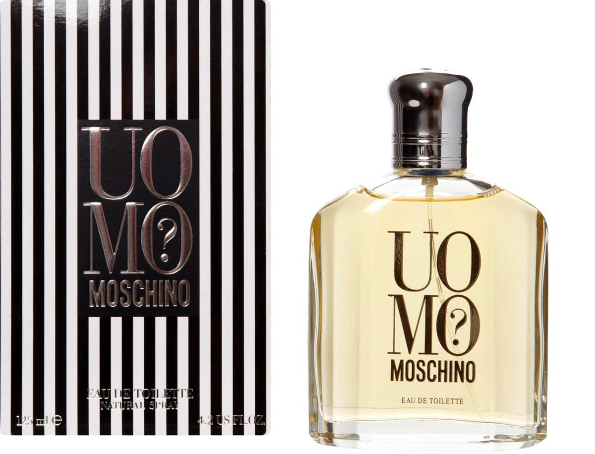 Moschino Uomo EDT 125ml