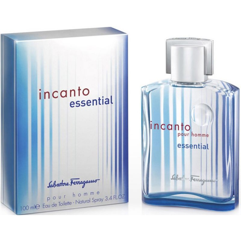Salvatore Ferragamo Incanto Essential Pour Homme EDT 50ml