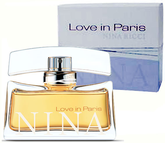 Nina Ricci love in Paris EDP 50ml