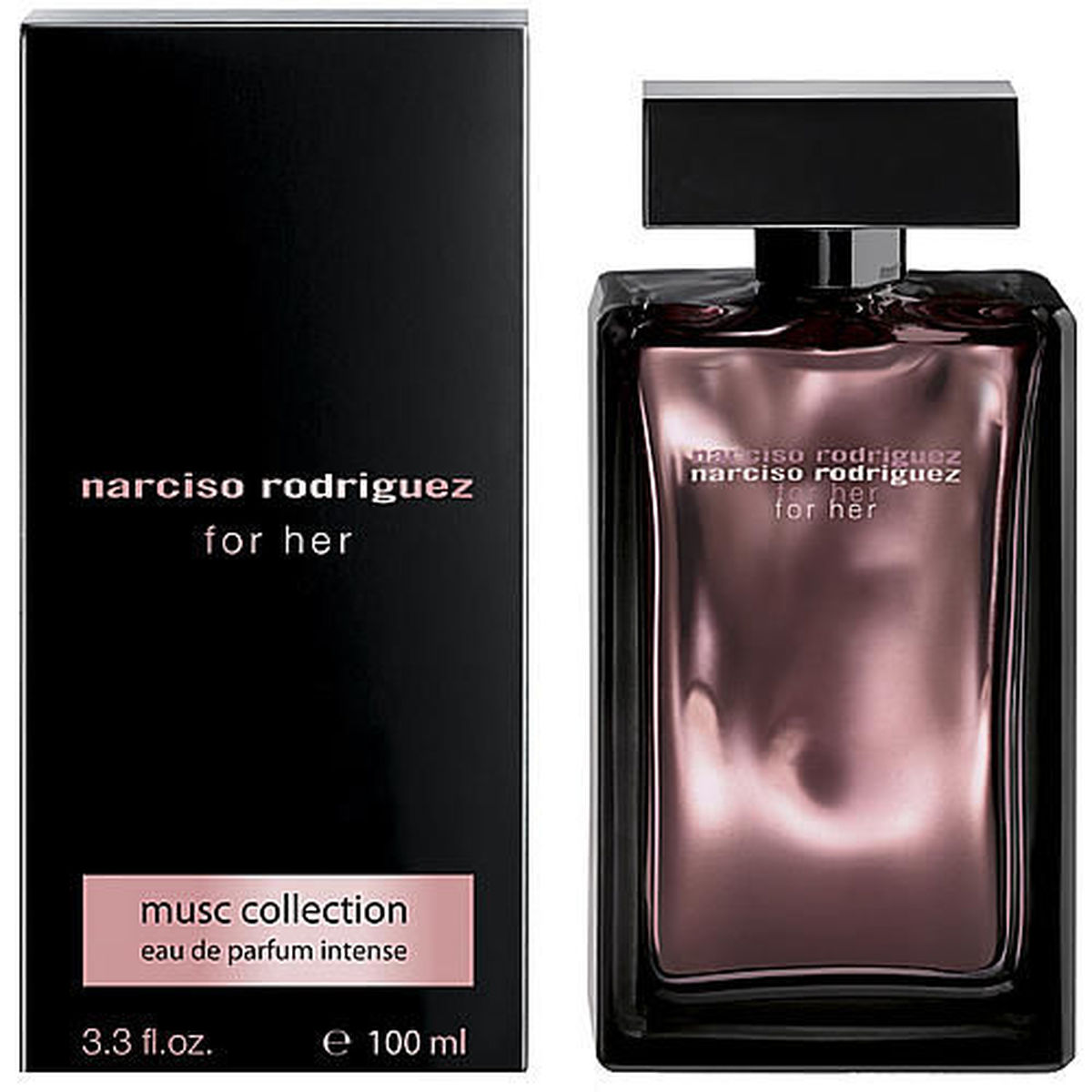 Narciso Rodriguez for Her Musc Collection Eau de Parfum Intense 100ml
