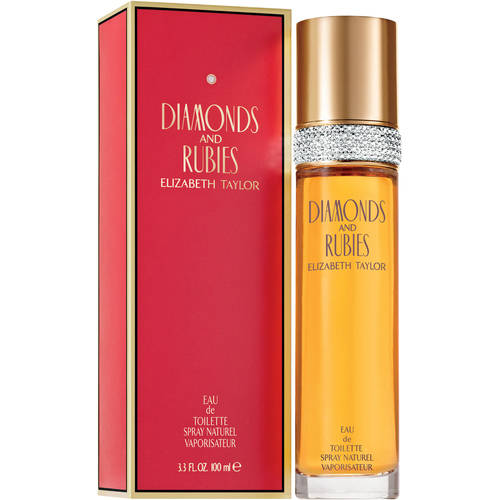Elizabeth Taylor Diamonds & Rubies EDT 50ml