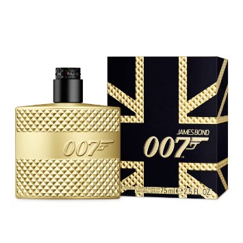 James Bond 007 for Men Gold Limited Edition  Eau de Toilette 75ml