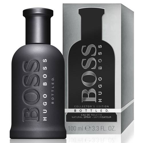 Hugo Boss Boss No.6 Bottled Collector's Edition Eau De Toilette 100ml