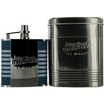 Jean Paul Gaultier  Le Male Flasque de Voyage  Eau de Toilette 125ml Travel Flask