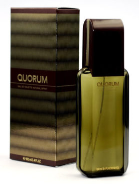 Antonio Puig Quorum Eau de Toilette 100ml