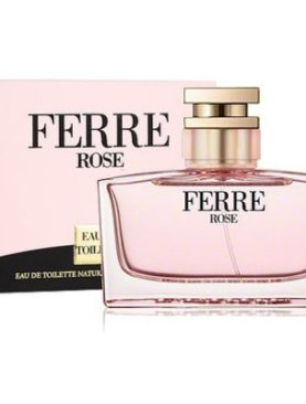 Gianfranco Ferre Rose Eau de Toilette 100ml