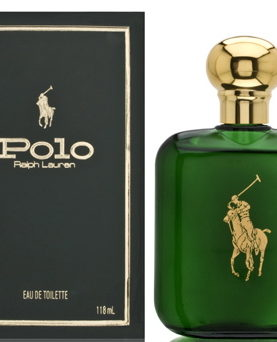 Ralph Lauren Polo Eau de Toilette 118ml