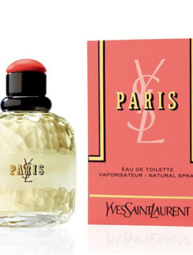 Yves Saint Laurent Paris Eau de Toilette 50ml