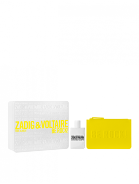 Zadig & Voltaire This is Her! BE ROCK! Gift Set 50ml