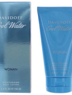Davidoff Cool Water Woman Perfumed Body Lotion 150ml