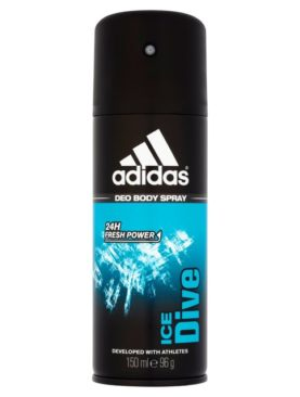 Adidas Ice  Dive  Deodorant Spray 24h 150ml
