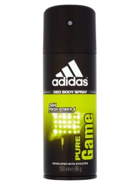 Adidas Pure Game Deodorant Spray 24h 150ml