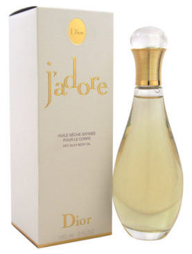 Dior J'Adore Dry Silky Body Oil 150ml