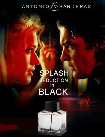 Antonio Banderas Splash Seduction In Black 2016