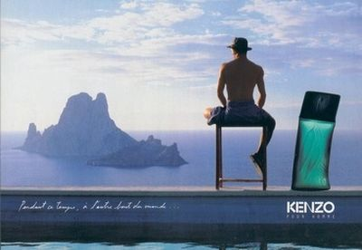KENZO POUR HOME.j POSTER