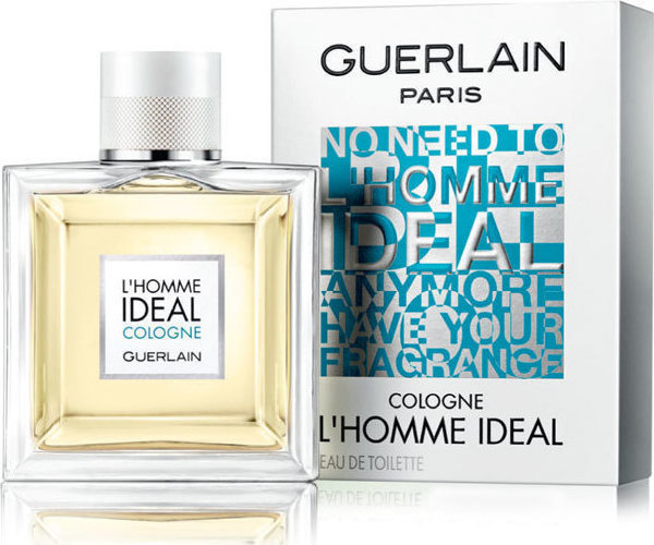 Guerlain L' Homme Ideal Cologne Eau de Toilette 100ml