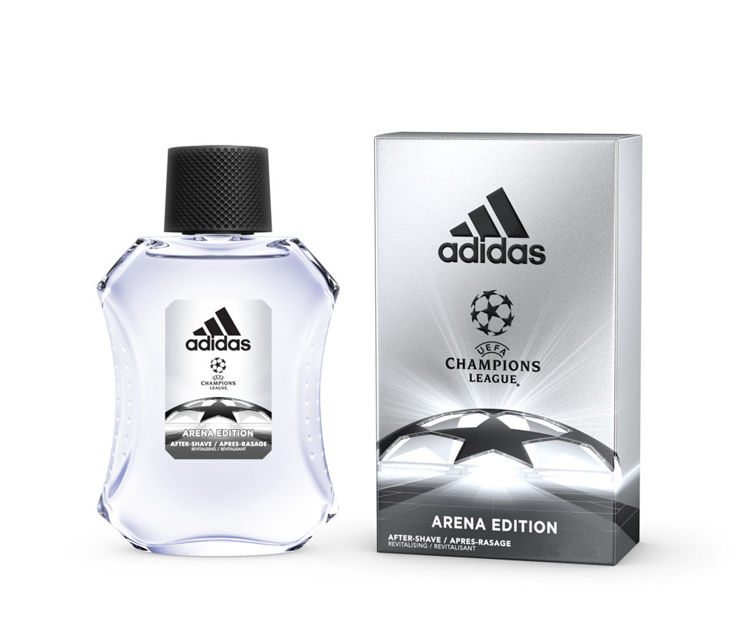 Adidas Uefa Champions League Arena Edition After Shave Lotion 100ml
