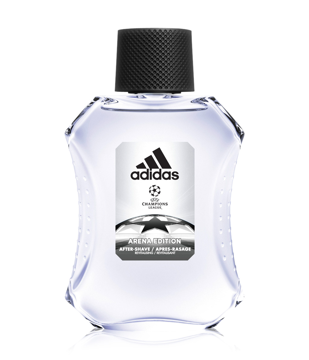 Adidas Uefa Champions League Arena Edition After Shave Lotion Tester