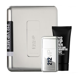 Carolina Herrera 212 VIP Men edt 50 ml + Shower Gel 75