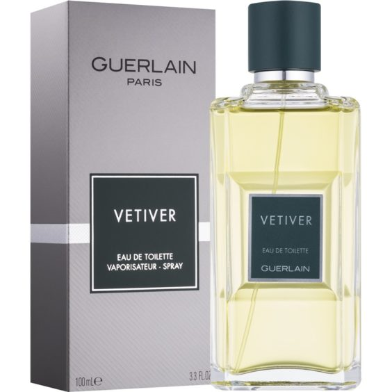 uerlain vetiver Eau de Toilette 100ml
