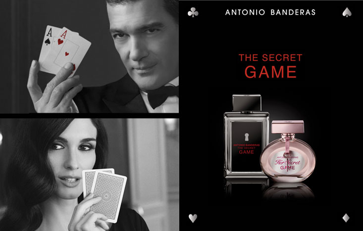 Antonio Banderas The Secret Game Eau de Toilette 1