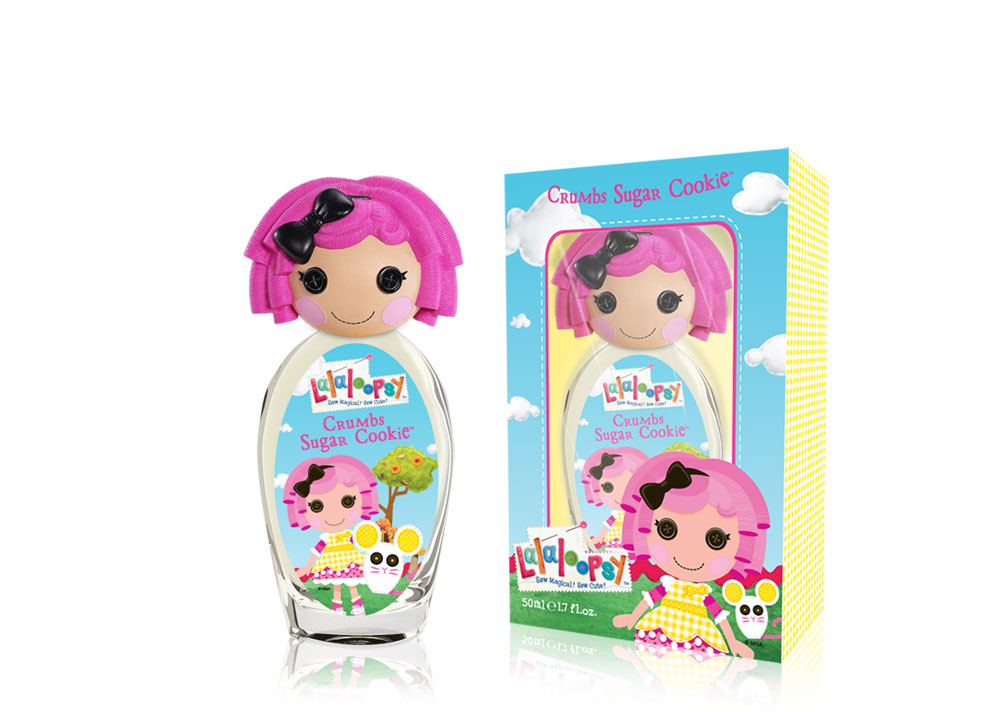 Marmol & Son Lalaloopsy Crumbs Sugar Cookie Eau de Toilette 1