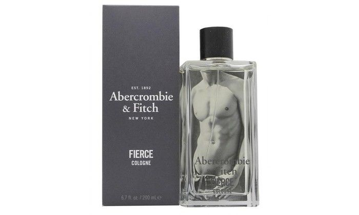 Abercrombie & Fitch Fierce Eau de Cologne 200ml